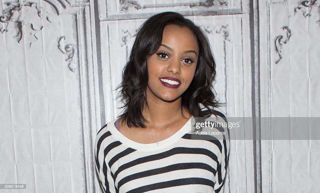 Ruth B. attends 'The Intro' at AOL Studios In New York on May 4, 2016 in New York City.