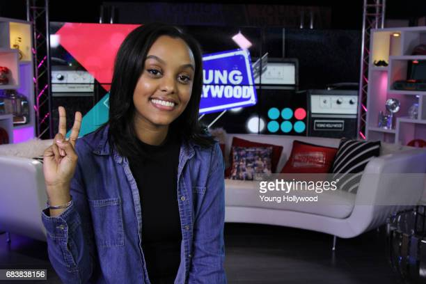 Ruth B visits the Young Hollywood Studio on May 9 2017 in Los Angeles California