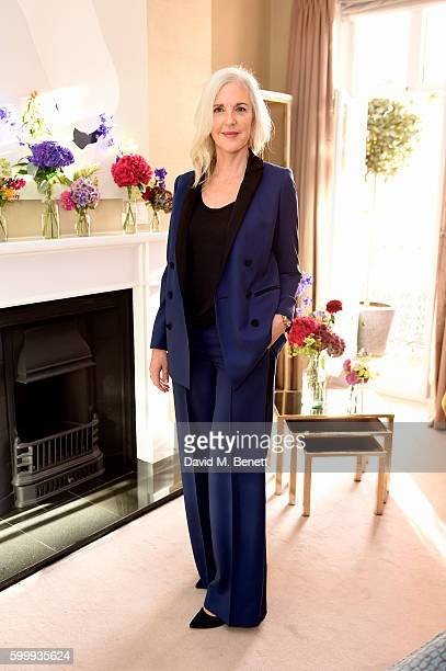 Ruth Chapman attends a cocktail reception hosted by RACIL And MATCHESFASHIONCOM to celebrate the launch of Racil AW16 Collection on September 7 2016...
