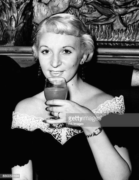 Ruth Ellis who was hanged at Holloway Prison on 13th July 1955 for killing her lover racing driver David Blakely She was the last woman to be hanged...