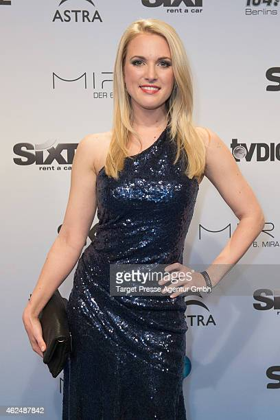 Ruth Hofmann attends the Mira award 2015 at Station on January 29 2015 in Berlin Germany