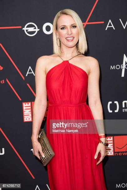 Ruth Hofmann attends the New Faces Award Film at Haus Ungarn on April 27 2017 in Berlin Germany