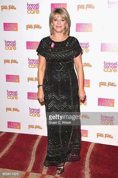 Ruth Langsford attends the Breast Cancer Care London Fashion Show in association with Folli Follie 2016 at Park Plaza Westminster Bridge Hotel on...