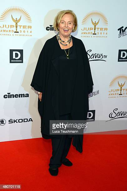 Ruth Maria Kubitschek attends 'Jupiter Award 2014' at Cafe Moskau on March 26 2014 in Berlin Germany