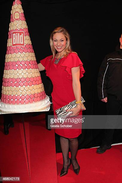 Ruth Moschner attends the Bild 'Place to B' Party during the 64th Berlinale International Film Festival on February 8 2014 in Berlin Germany