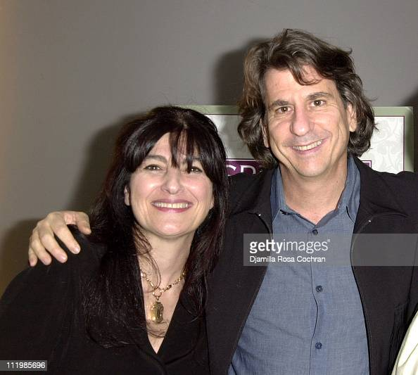 Ruth Reichl and David Rockwell during Gourmet Magazine Kicks Off the Gourmet Institute Weekend with Splendid Table Radio Broadcast with Celebrity...