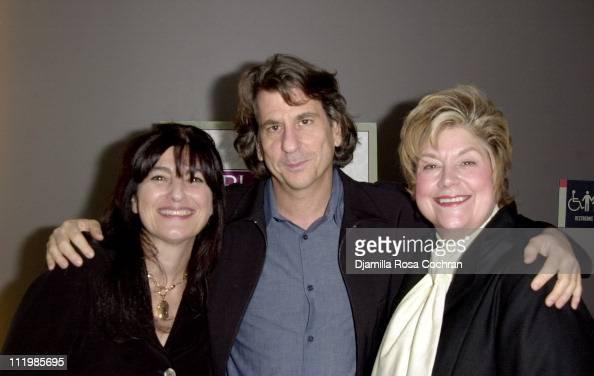Ruth Reichl David Rockwell and Lynne Rosetto Kasper