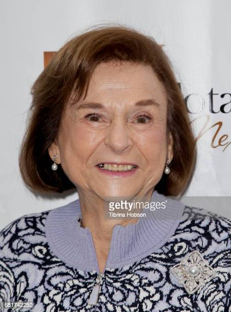 Ruth Weil attends The Associates for Breast and Prostate Cancer Studies annual Mother's Day Luncheon at Four Seasons Hotel Los Angeles at Beverly...