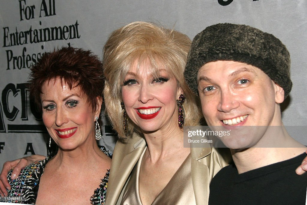 Ruth Williamson Julie Halston and Charles Busch during The Actors Fund 20th Anniversary Performance of 'Vampire Lesbians of Sodom' with Julie Halston...
