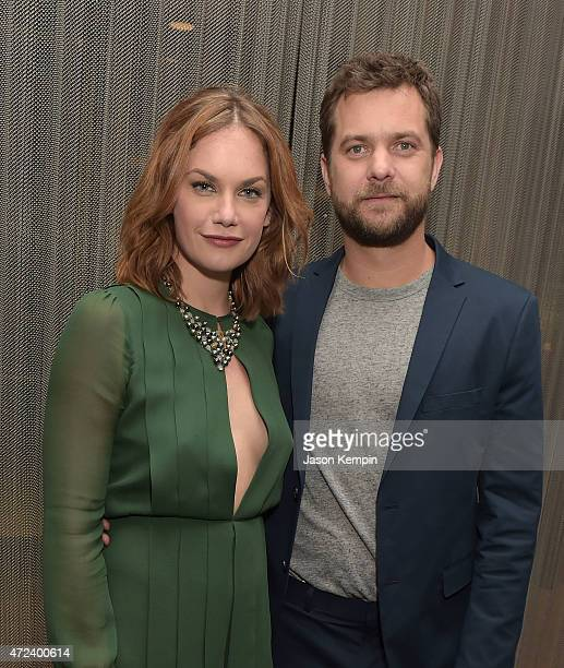 Ruth Wilson and Joshua Jackson attend the after party for Showtime's 'The Affair' at the Samuel Goldwyn Theater on May 6 2015 in Beverly Hills...