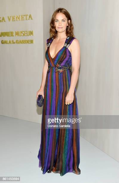 Ruth Wilson at the Hammer Museum 15th Annual Gala in the Garden with Generous Support from Bottega Veneta on October 14 2017 in Los Angeles California