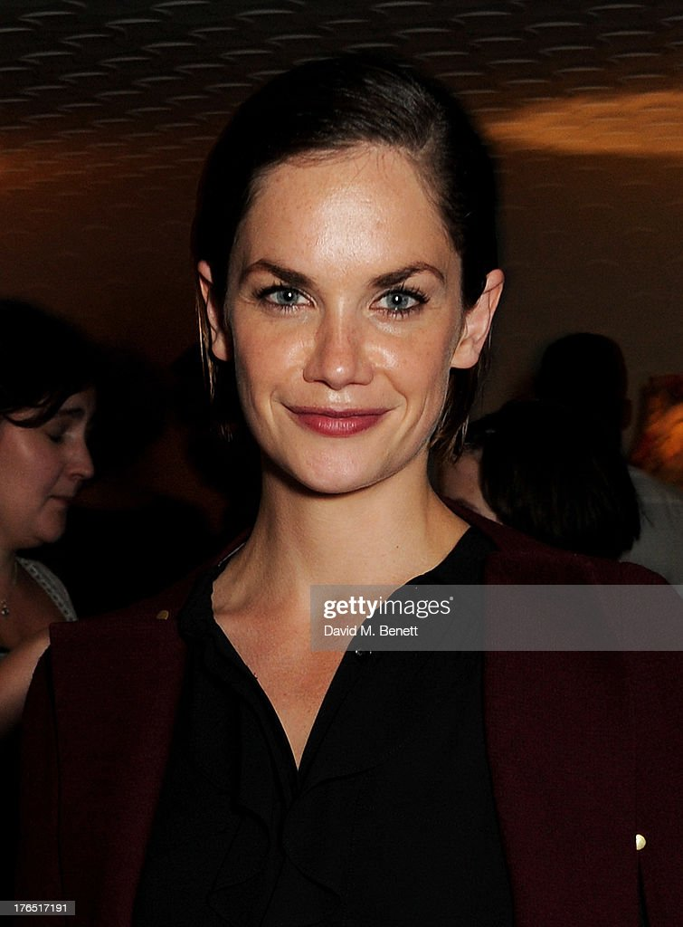 <a gi-track='captionPersonalityLinkClicked' href=/galleries/search?phrase=Ruth+Wilson&family=editorial&specificpeople=3111655 ng-click='$event.stopPropagation()'>Ruth Wilson</a> attends an after party following the press night performance of 'A Doll's House' at The Hospital Club on August 14, 2013 in London, England.