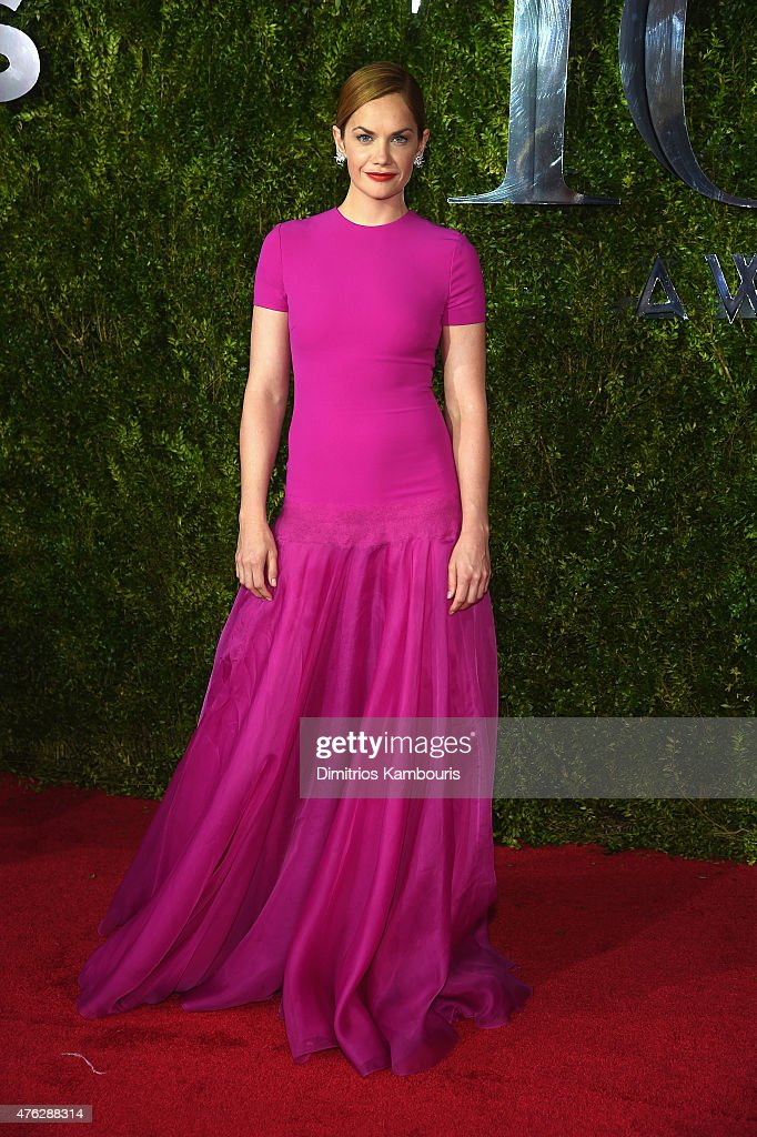 <a gi-track='captionPersonalityLinkClicked' href=/galleries/search?phrase=Ruth+Wilson&family=editorial&specificpeople=3111655 ng-click='$event.stopPropagation()'>Ruth Wilson</a> attends the 2015 Tony Awards at Radio City Music Hall on June 7, 2015 in New York City.