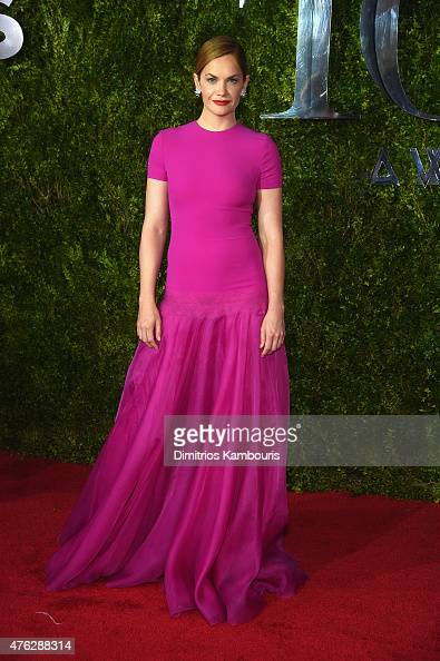 Ruth Wilson attends the 2015 Tony Awards at Radio City Music Hall on June 7 2015 in New York City