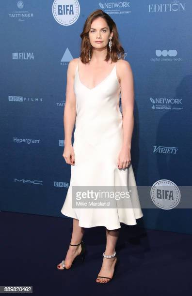 Ruth Wilson attends the British Independent Film Awards held at Old Billingsgate on December 10 2017 in London England