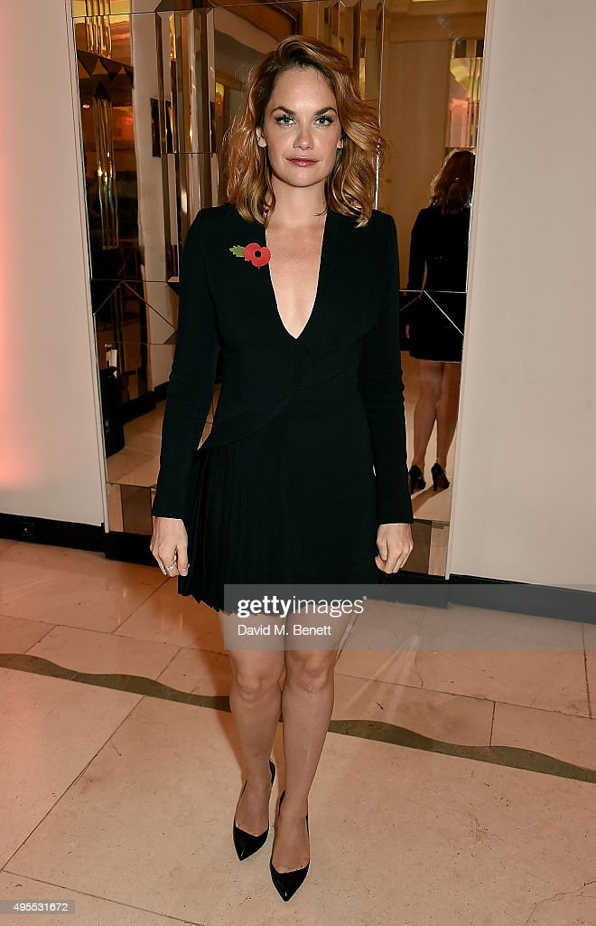 <a gi-track='captionPersonalityLinkClicked' href=/galleries/search?phrase=Ruth+Wilson&family=editorial&specificpeople=3111655 ng-click='$event.stopPropagation()'>Ruth Wilson</a> attends the Harper's Bazaar Women of the Year Awards 2015 at Claridges Hotel on November 3, 2015 in London, England.