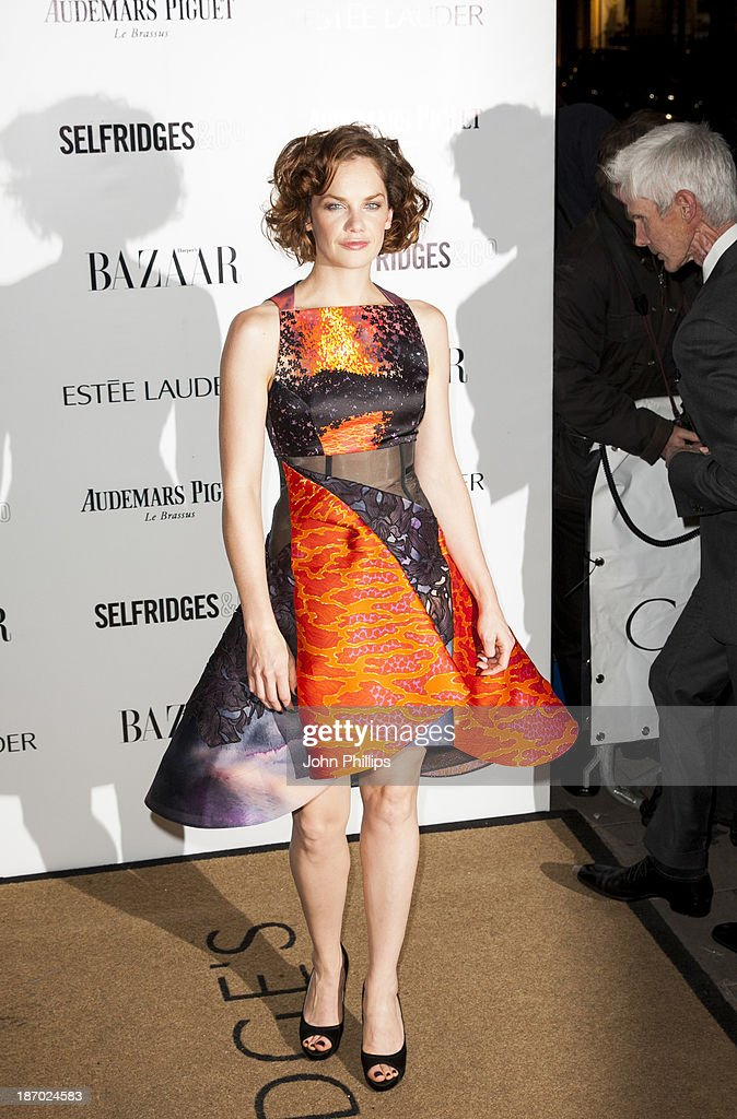 <a gi-track='captionPersonalityLinkClicked' href=/galleries/search?phrase=Ruth+Wilson+-+Actress&family=editorial&specificpeople=3111655 ng-click='$event.stopPropagation()'>Ruth Wilson</a> attends the Harpers Bazaar Women of the Year awards at Claridge's Hotel on November 5, 2013 in London, England.