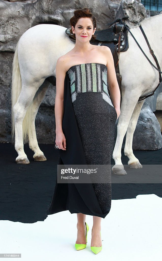 Ruth Wilson attends the premiere of 'The Lone Ranger' at Odeon Leicester Square on July 21, 2013 in London, England.