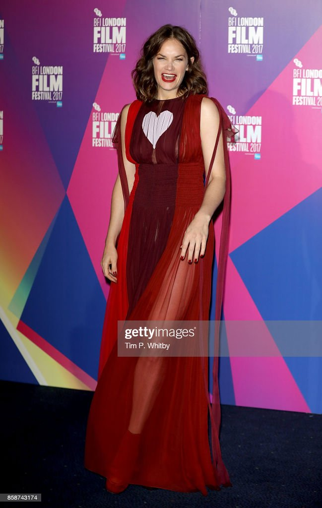 Ruth Wilson attends the Special Presentation & European Premiere of 'Dark River' during the 61st BFI London Film Festival on October 7, 2017 in London, England.