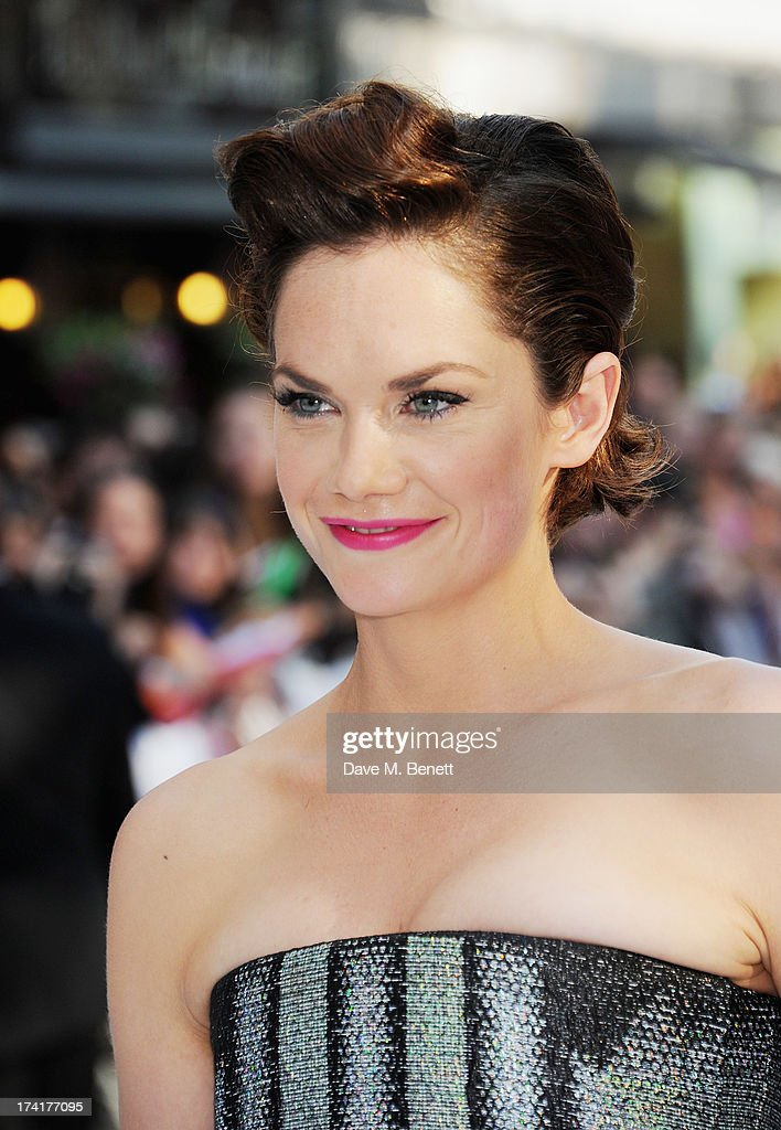 <a gi-track='captionPersonalityLinkClicked' href=/galleries/search?phrase=Ruth+Wilson+-+Actress&family=editorial&specificpeople=3111655 ng-click='$event.stopPropagation()'>Ruth Wilson</a> attends the UK Premiere of 'The Lone Ranger' at Odeon Leicester Square on July 21, 2013 in London, England.