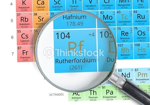 Rutherfordium symbol rf element of the periodic table zoomed stock rutherfordium symbol rf element of the periodic table zoomed stock photo urtaz Images