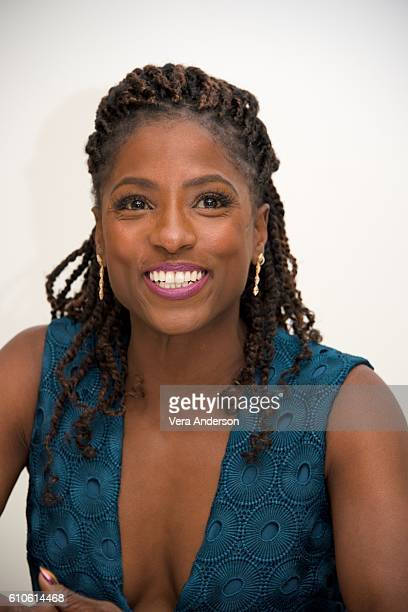 Rutina Wesley at the 'Queen Sugar' Press Conference at the Four Seasons Hotel on September 26 2016 in Beverly Hills California