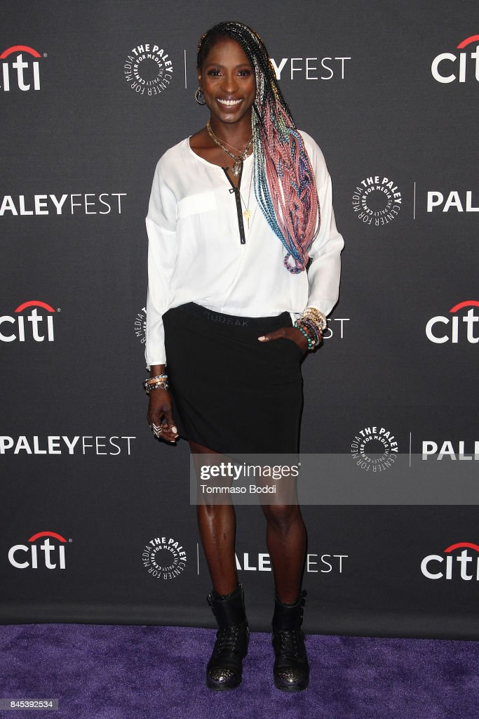 Rutina Wesley attends the The Paley Center For Media's 11th Annual PaleyFest Fall TV Previews Los Angeles -