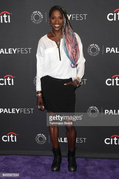 Rutina Wesley attends the The Paley Center For Media's 11th Annual PaleyFest Fall TV Previews Los Angeles OWN The Oprah Winfrey Network at The Paley...