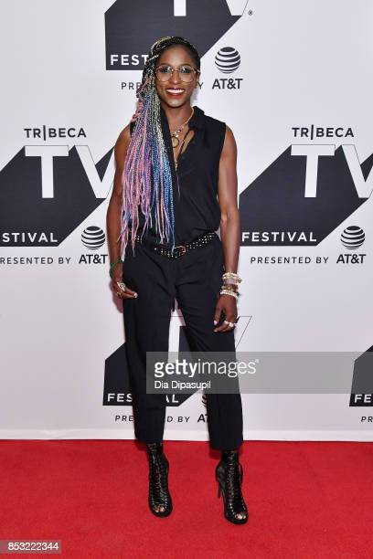 Rutina Wesley attends the Tribeca TV Festival midseason premiere of Queen Sugar at Cinepolis Chelsea on September 24 2017 in New York City