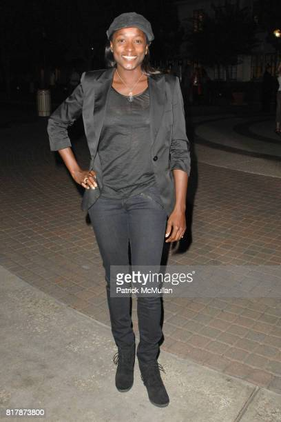 Rutina Wesley attends Waiting For 'Superman' Premiere at Paramount Theatre on September 20 2010 in Hollywood California