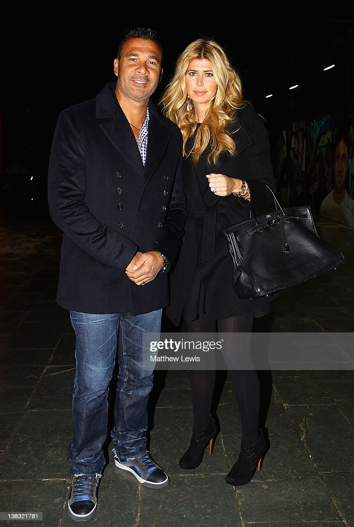 <a gi-track='captionPersonalityLinkClicked' href=/galleries/search?phrase=Ruud+Gullit&family=editorial&specificpeople=2104975 ng-click='$event.stopPropagation()'>Ruud Gullit</a> and wife Estelle Cruyff attend the Laureus Welcome Party as part of the Laureus World Sports Awards 2012 at the OXO Tower on February 5, 2012 in London, England.