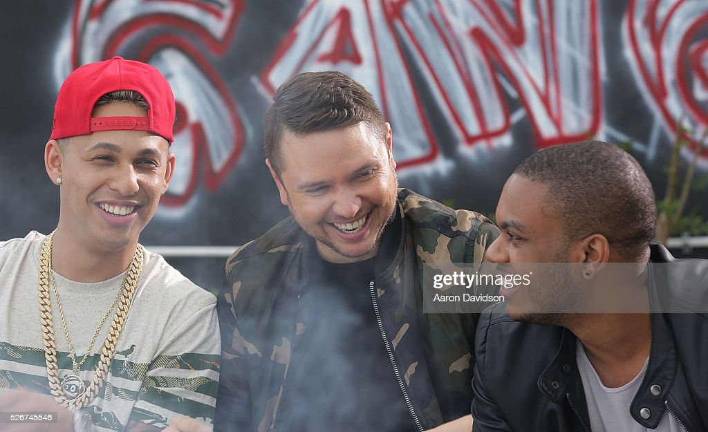 Rvssian, M.R.I, and Borgeous 'Ride It' video shoot>> on April 30, 2016 in Miami, Florida.