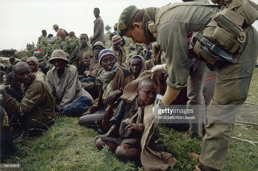 20 Years Since The Rwandan Genocide | Getty Images