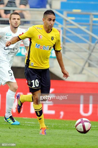 Ryad BOUDEBOUZ Sochaux / Caen 2eme journee de Ligue 1