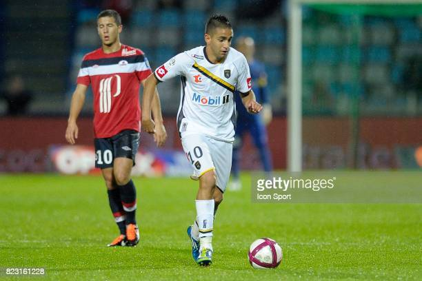 Ryad BOUDEBOUZ Lille / Sochaux 6e journee Ligue 1