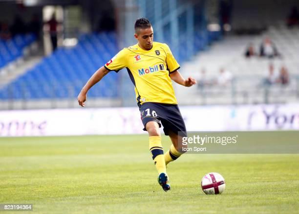 Ryad BOUDEBOUZ Auxerre / Sochaux 8eme journee de Ligue 1