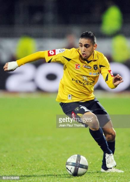 Ryad BOUDEBOUZ Lyon / Sochaux 11eme journee de Ligue 1