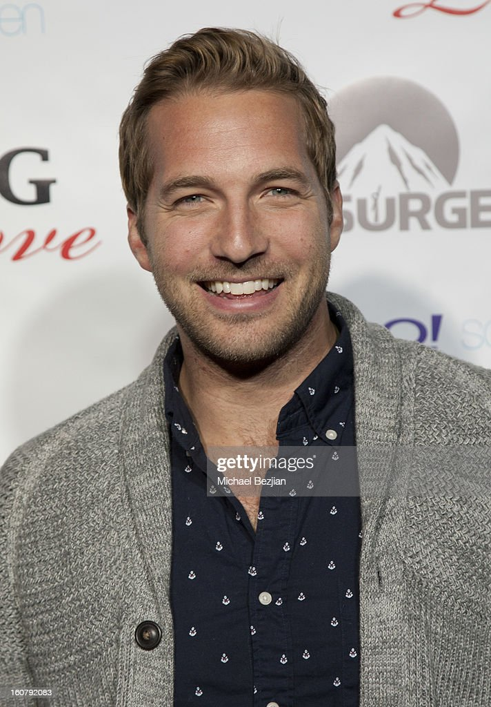 Ryan A. Hansen attends the 'Burning Love' season 2 premiere at Paramount Theater on the Paramount Studios lot on February 5, 2013 in Hollywood, California.