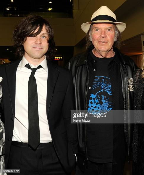 Ryan Adams and Neil Young...