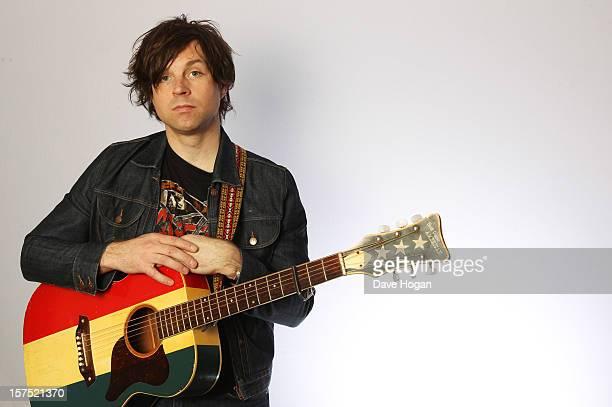 Ryan Adams performs for a Biz Session on September 1 2011 in London England