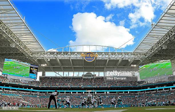 Ryan Allen of the New England Patriots punts during a game against the Miami Dolphins at Hard Rock Stadium on January 1 2017 in Miami Gardens Florida