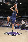 Ryan Anderson of the New Orleans Pelicans shoots the ball against the Sacramento Kings on March 16 2016 at Sleep Train Arena in Sacramento California...