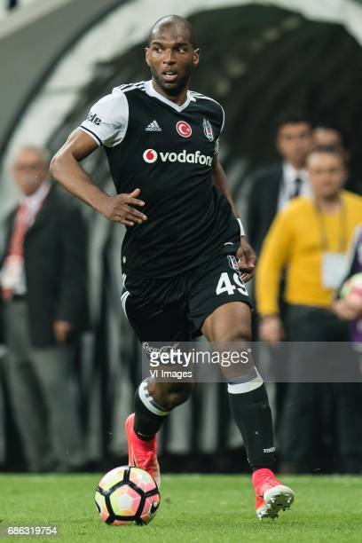 Ryan Babel of Besiktas JKduring the Turkish Spor Toto Super Lig football match between Besiktas JK and Kasimpasa AS on May 20 2017 at the Vodafone...