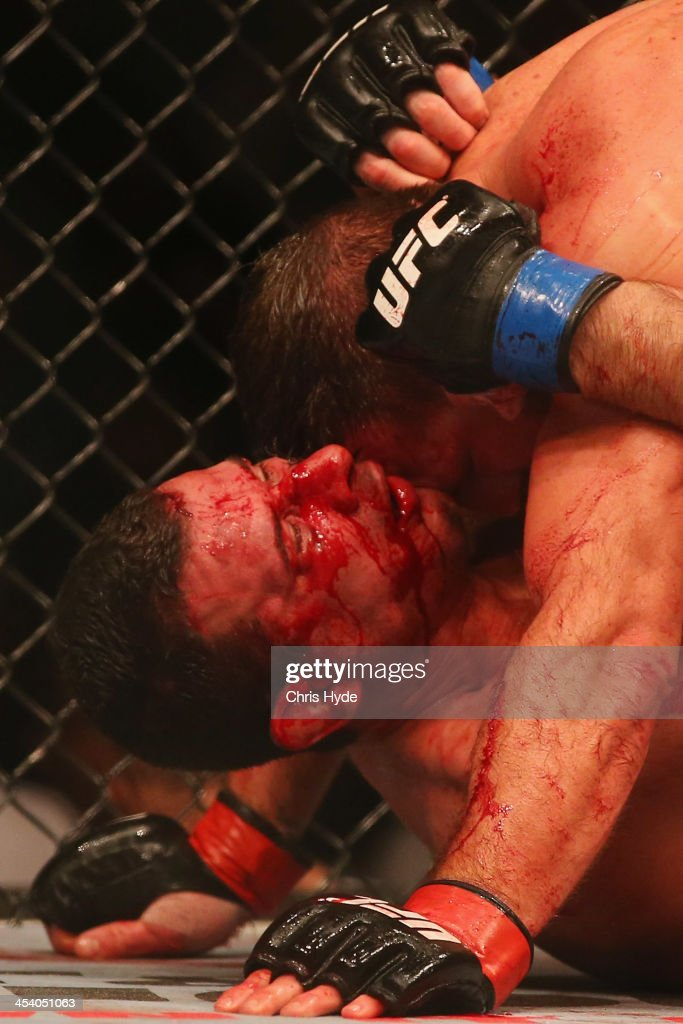 What are the most brutal fights? : MMA