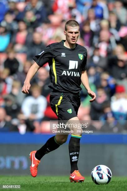 Ryan Bennett Norwich City