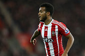 Ryan Bertrand of Southampton during the Capital One Cup Quarter Final between Southampton and Liverpool at St Mary's Stadium on December 2 2015 in...