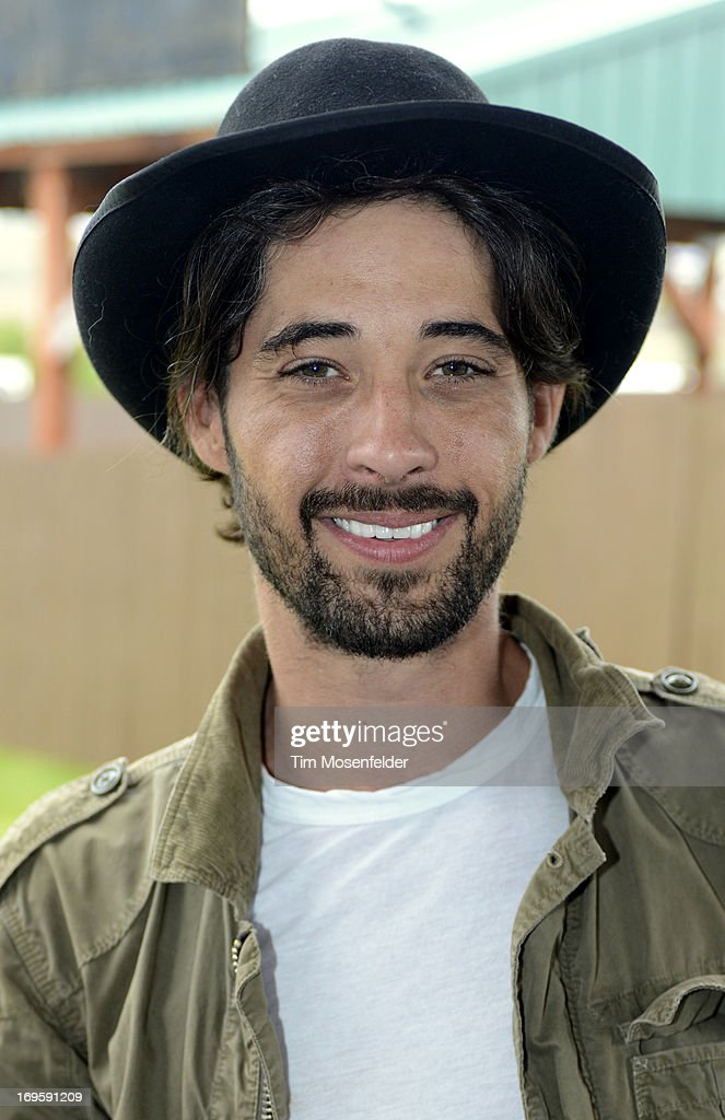 Ryan Bingham poses at Day 4 of the Sasquatch! Music Festival at the Gorge Amphitheatre on May 27, 2013 in George, Washington.