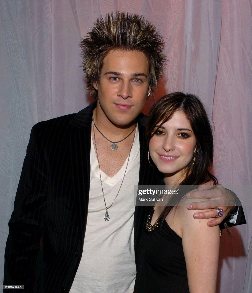 Ryan Cabrera and Lisa Origliasso of The Veronicas in The Flavia Fusion Retreat