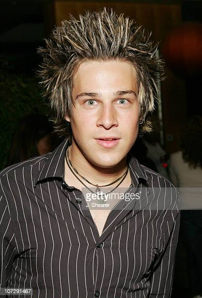 Ryan Cabrera during Ace of Hearts' First Annual Hollywood Dog Bowl Hosted by Mandy Moore at Lucky Strike Lanes in Hollywood California United States