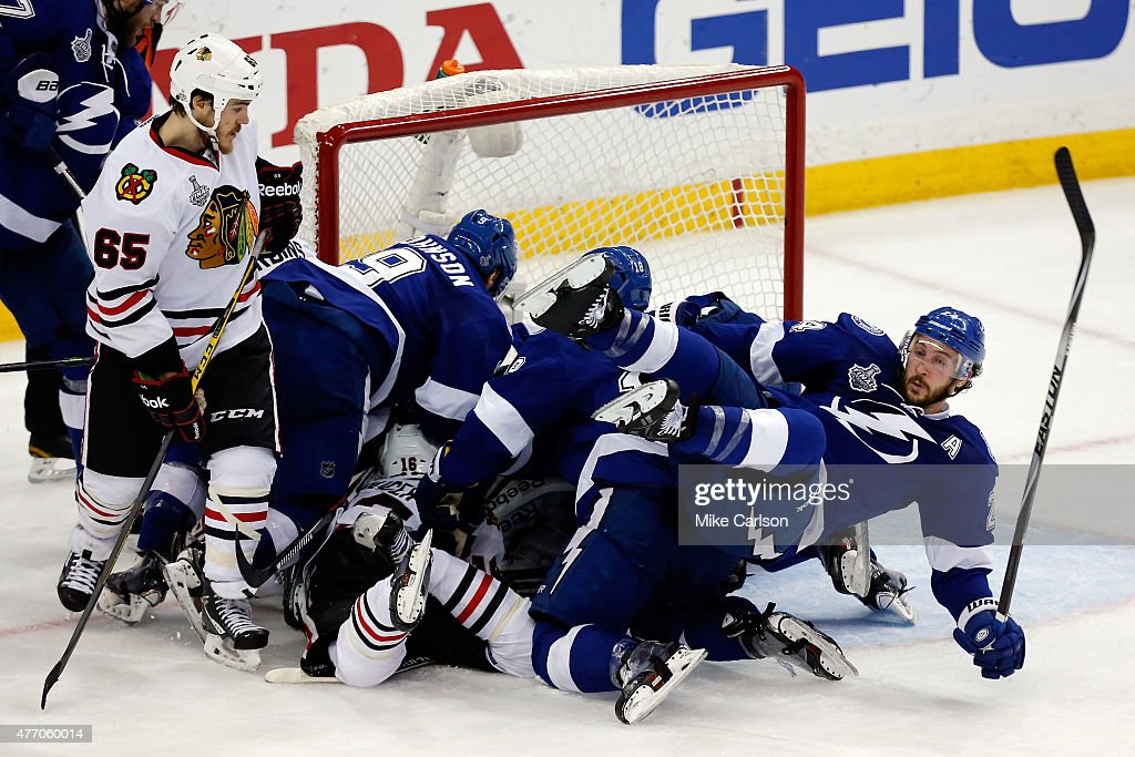 2015 NHL Stanley Cup Final - Game Five